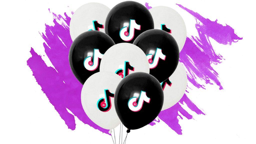 accesorios de fiesta globos cumpleaños niños niñas adultos