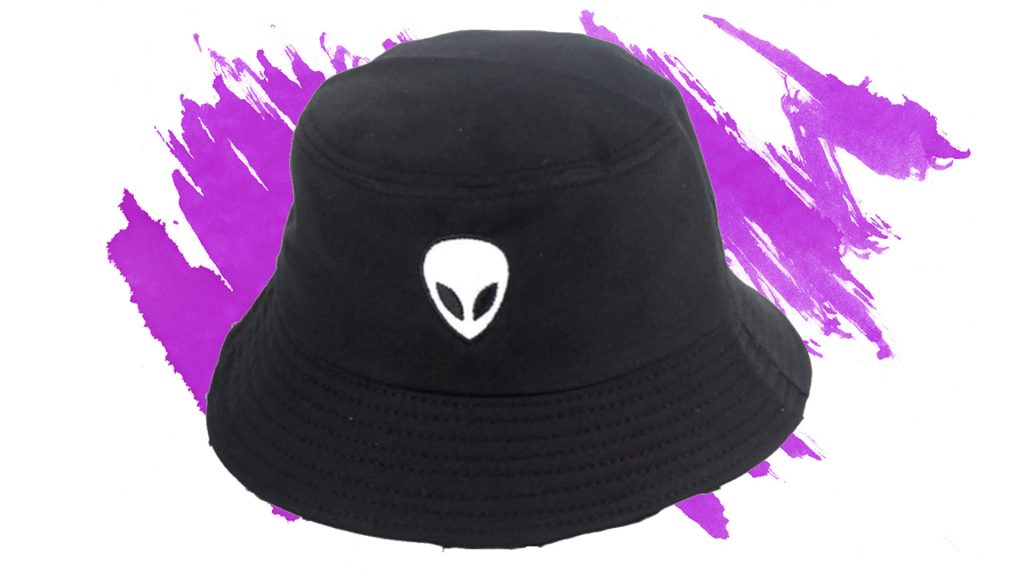 sombrero alien tiktok tik tok tiktoker fiesta cumpleaños amazon gorro pescador sol